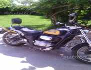 Moto Aprilia 125 Classic custom