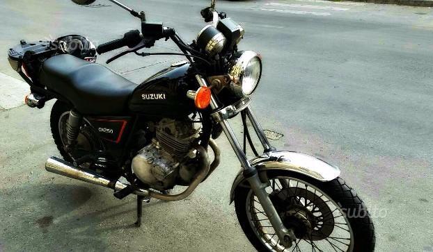 Suzuki GN 250 - 1992