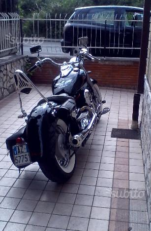 Yamaha XVS 650A Drag Star - 2000