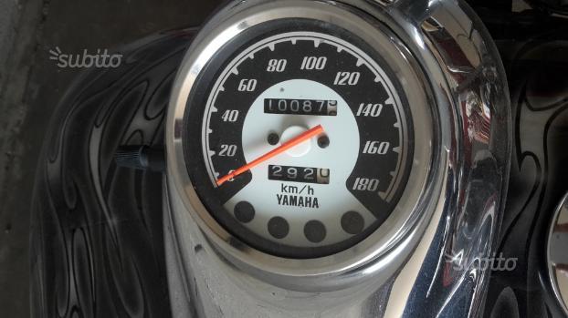 Yamaha drugstar