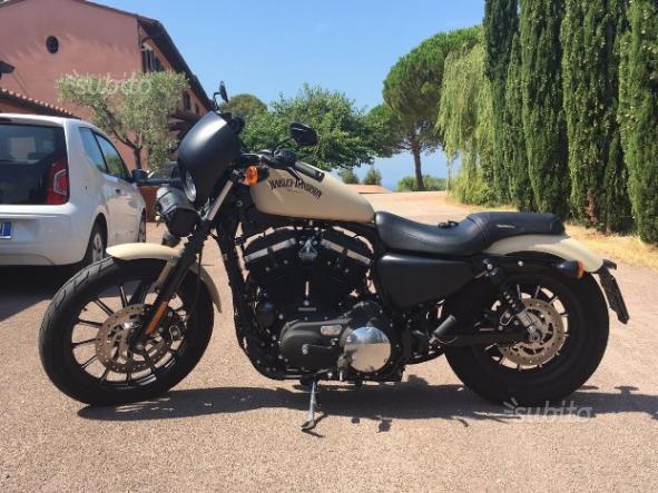 Harley-Davidson Sportster 883 - 2014
