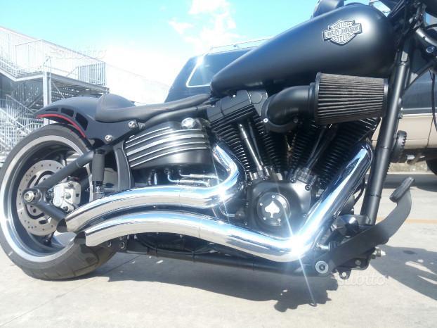 Harley-Davidson Softail Rocker - 2008
