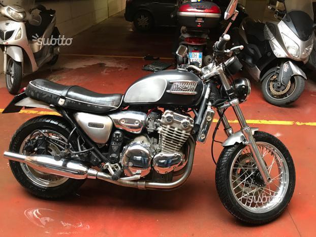 Triumph Thunderbird 1997 56121 Mondocustomit