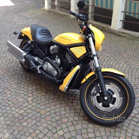 Harley-Davidson 1130 Night Rod VRSCD del 2007