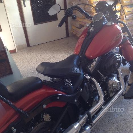 Harley-Davidson Softail Cross Bones - 2011