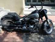 Harley Softail Fat Boy lo special