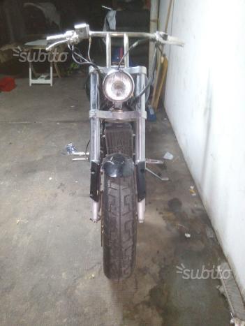 Bobber Suzuki Marauder 5693 | MondoCustom it