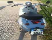 Aprilia custom 125
