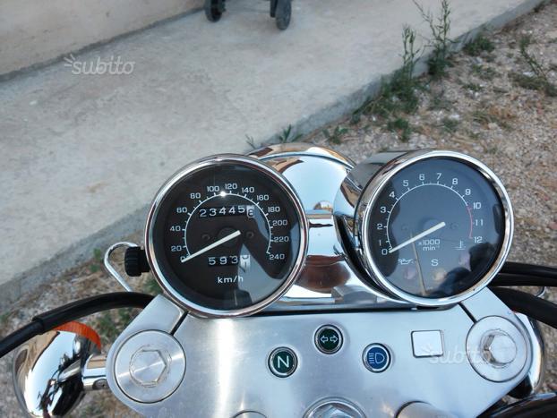 Custom Honda vf 750c