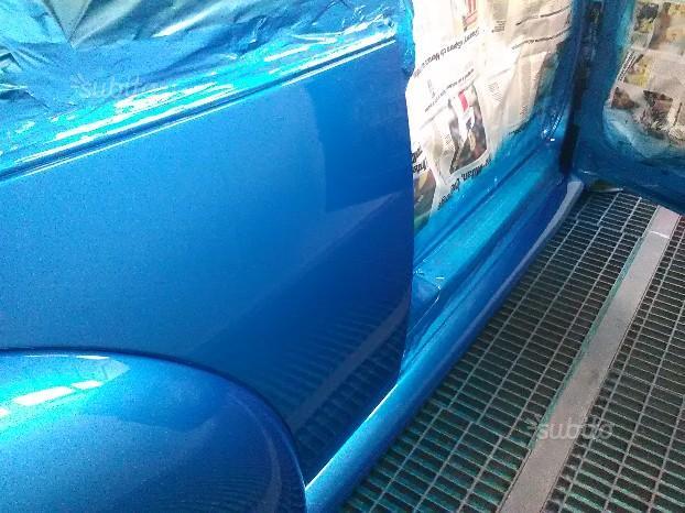 Cabrio gpl riverniciata - 2003