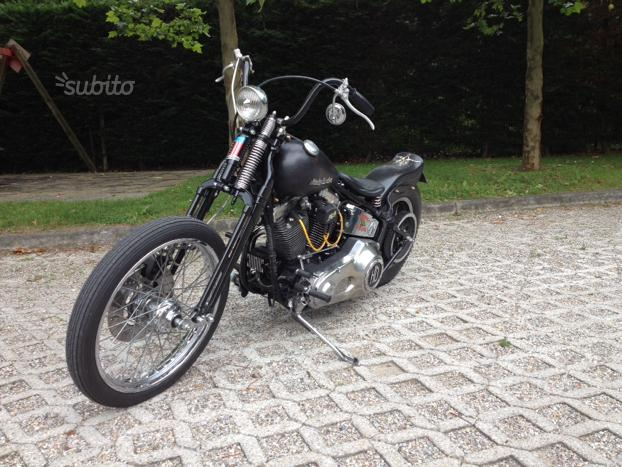 Softail springer 1340 '98