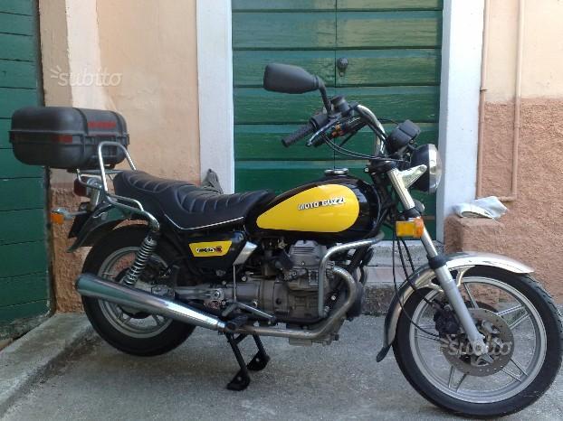 Moto Guzzi Altro modello - 1986