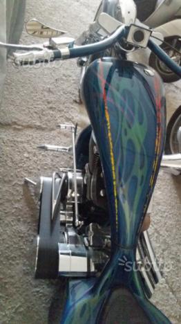 Harley prostreet 1340 carburatore leggi