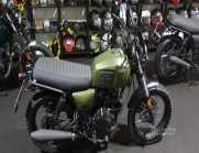 Brixton bx125x scrambler