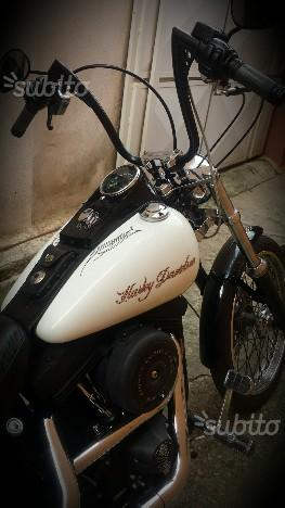 Harley-Davidson Softail Night Train - 1999