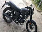Brixton 125 moto scrambler