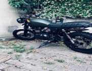 Triumph Scrambler - 2011