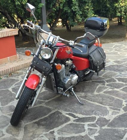 Honda VT 600 Shadow - 1996