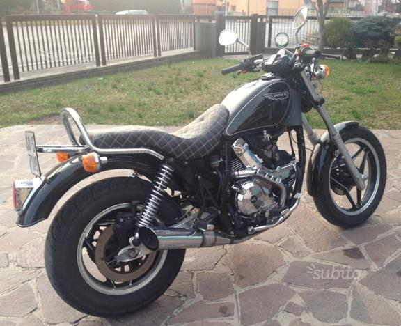 Ducati 650 custom