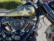 Softail Slim S motore 117 Screamin Eagle Bolt on