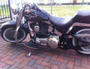 Harley-Davidson Fat Boy - 2005