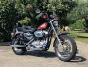 Harley-Davidson Sportster XL1200 - 1991