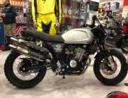 Swm outlaw 125 cc in piccole comode rate