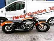 ComeNuova HarleyDavidson Sportster XL1200CA 2014