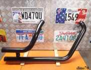 028 € 149 Harley collettori marmitte neri...