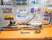 736 € 149 Harley SOLO terminali x Sporty dal...