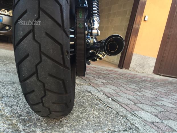 Harley Davidson XL883Iron ABS
