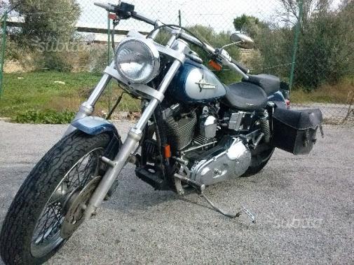 Harley-Davidson Dyna Low Rider - 1999