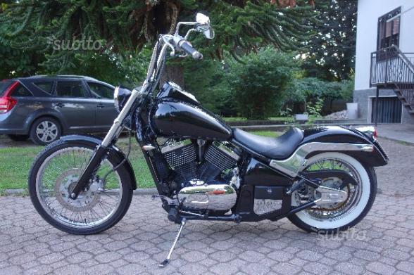 Kawasaki VN 800 - 1995