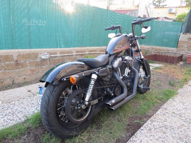 Harley-Davidson Sportster 1200 - 2011