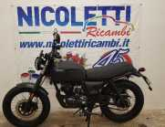 Brixton bx 125x nera in piccole comode rate