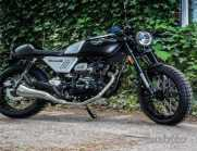 NEW Hanway 125 BLACK CAFE' - 2019