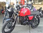 New Somoto 125 Classic Rossa (mot. Yamaha) - 2019