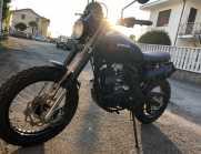 Verve moto tracer scrambler perfetta