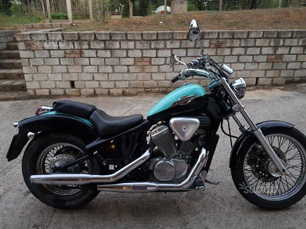 Honda shadow vt 600