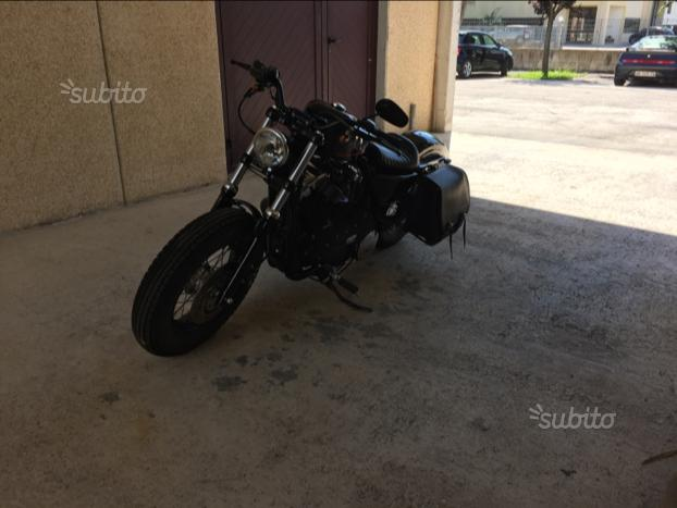 Sportster Fortyeight 2012