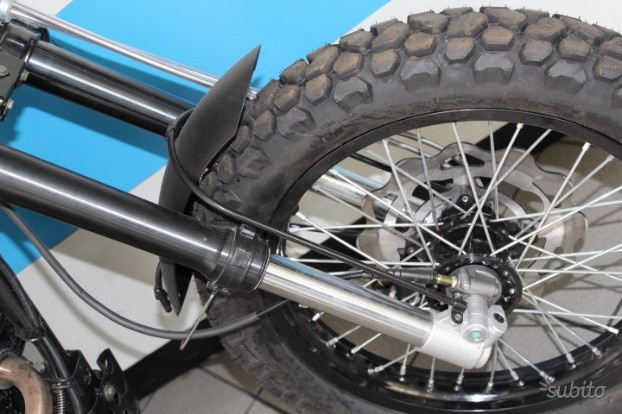 Verve Moto Tracker 125i - 2019