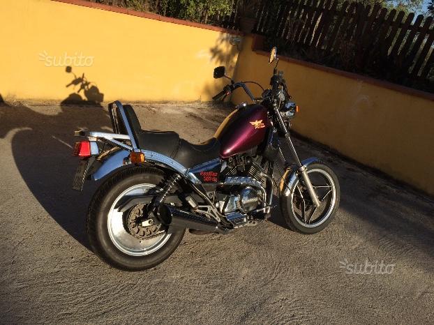 Moto Morini Excalibur Rlx 350