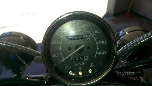 Honda VT 600 Shadow - 2002