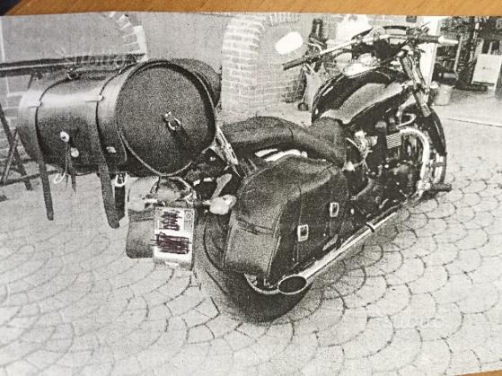 Triumph SpeedMaster - 2012