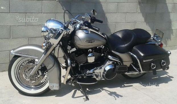 Harley-Davidson Road King C.V.O. - 2007