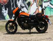 CUSTOM UM Renegade Sport 125cc - 2019