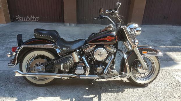 Harley-Davidson Heritage - 1992