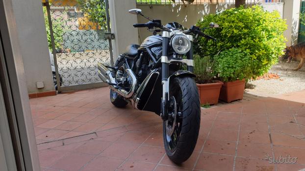 Harley-Davidson V-Rod - 2007