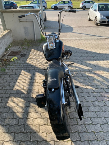 Harley-Davidson Dyna Wide Glide - 1994