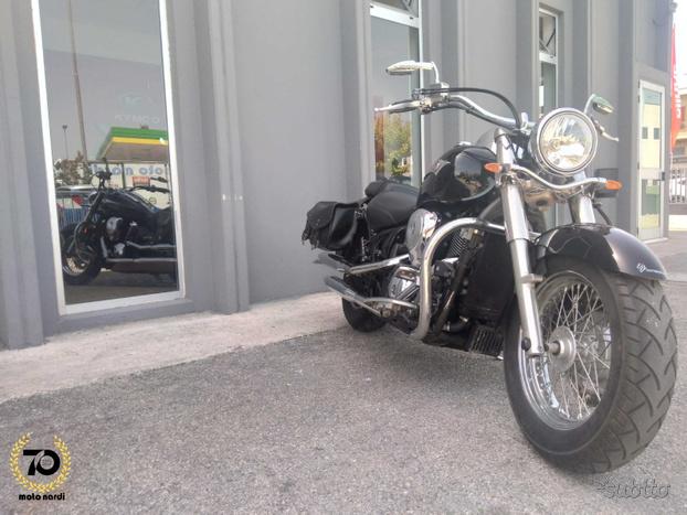 Kawasaki VN 900 - 2009